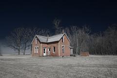 """She's a Brick.....House""-Abandoned Minnesota (j_piepkorn65) Tags: abandoned farm ruraldecay ruralexploration abandonedminnesota oncewashome"