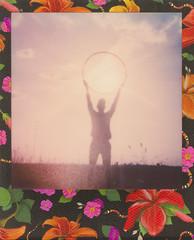 Hone (benjaflynn) Tags: above flowers light shadow portrait sky sun man guy nature silhouette clouds rural standing hoop polaroid outside outdoors evening countryside spring high friend warm mood pattern afternoon windy plastic selected faded hoolahoop expired upright dakota limitededition instantcamera pola hold raise expiredfilm shadowed plasticlens foldingcamera specialedition fixedfocus instantfilm longlight thecountry scannedfilm primelens polaroidfilm polalove rurality polaroidjobpro2 fixedfocallength prairiepreserve theprairie jobproii epsonperfectionv500 polaweek coloredframe theimpossibleproject benseidelman impossiblefilm poisonedparadise sauerfamilyprairiekame prairieside hibiscusframe polaroid116mmlens roidweek2016 polaroidweek2016 exp1215 polaweek2016