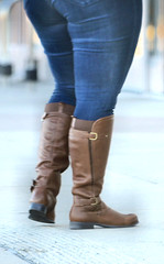 2016-01-03 (64) boots at Laurel Park (JLeeFleenor) Tags: girls woman brown photography donna md shoes boots photos femme mulher maryland jeans footwear frau vrouw zippers buckles dona laurelpark wanita  tightjeans   kneehigh kvinne   nainen kobieta footgear   kvinde ena  kvinna kadn n lamujer     ngiphn