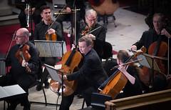 Blaze, St James's Piccadilly April 2016 (Nikon Girl 88) Tags: musician music church prime concert lowlight nikon bass flute organ violin cello classical horn clarinet conductor bassoon d4s