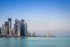 Doha skyline (propertyhunter2013) Tags: city travel urban skyline skyscraper seaside asia cityscape traditional sightseeing middleeast culture landmark corniche destination touristattraction islamic doha qatar persiangulf westbay destinations traveldestination alcorniche dohabay