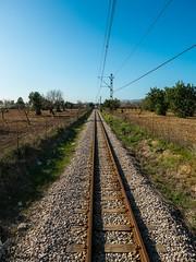 Rails to Soller (Burnett0305) Tags: spain olympus mallorca spanien majorca balearicislands 1240 balearischeinseln mzuiko olympusomdem5markii mzuikodigitaled1240mm128pro