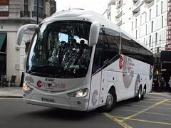 YT15 AUL CITY CIRCLE (SuperSteph158) Tags: city london circle aul yt15