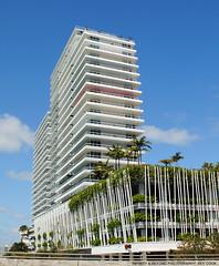 Bentley Bay on Miami Beach. (Infinity & Beyond Photography) Tags: tower architecture buildings florida miami condos miamibeach condominium bentleybay sohobay