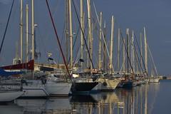 Parking de plaisance (Michel Seguret Thks all for 8.200 000 views) Tags: haven france port puerto boot boat nikon harbour sete porto pro bateau hafen barque d800 herault michelseguret