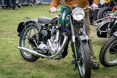 MCN Scottish Motorcycle Show 2016 - BSA motorcycle (Sacha Alleyne) Tags: show classic vintage edinburgh motorbike moto motorcycle 2016 mcn motorcyclenews carolenash a6000 royalhighlandcentre sonya6000