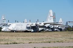 USAF C-130E 63-9814 (Josh Kaiser) Tags: littlerock usaf c130 aetc c130e 639814
