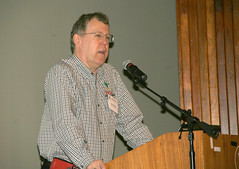 Dean Pardue 2 (UGA College of Ag & Environmental Sciences - OCCS) Tags: conference uga schwartz turf pardue