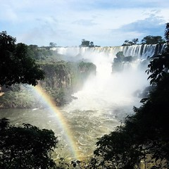 """Iguazu Falls (Cataratas del Iguazú / Cataratas do Iguaçu) are waterfalls of the Iguazu River on the border of the Argentine province of Misiones and the Brazilian state of Paraná. The falls divide the river into the upper and lower Iguazu. The Iguazu Rive (""""guerrilla"""" strategy) Tags: city travel brazil nature paraná argentina argentine its del river photography for photo san do with ar state near side border falls course upper most curitiba waterfalls cataratas brazilian forms below through lower antonio boundary iguazu province rises confluence between however divide misiones 
