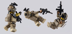 Modern Warfare custom figs (Shobrick) Tags: trooper modern us lego military small tiny minifig custom spec ops assaultrifle sidan nightgoggles shobrick tinytactical citizenbrick