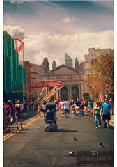 N.Y? (Mat Charette) Tags: street old travel sunset sky usa newyork canada flower art nature nikon disneyworld rides hdr futuristic d5000