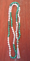 #2 (innerjewelz@rogers.com) Tags: handmade traditional jewelry jewellery meditation custom mala 108 mantra intention knotted japamala innerjewelz