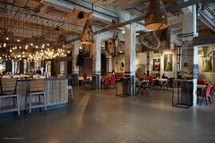 Noordkade, Veghel, the Netherlands (Ineke Klaassen) Tags: caf bar restaurant design raw industrial interior interieur sony location indoors locatie interir ontwerp industrieel inrichting chv veghel noordkade sonyalpha sonyalpha6000 sonya6000
