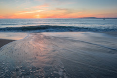 Good Bye Monterey Bay - #108 (acyee) Tags: ocean travel sunset sun monterey waves pacific montereybay 365 philsfishmarket mosslanding 366 acyee 3662016 acyeeexplore