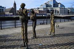 Famine Memorial (Mr. Russell) Tags: ireland dublin memorial famine
