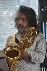 M4099342 (pierino sacchi) Tags: musica sax saxophone libreria recitazione baritono oneiros andreaferrari libreriacardano simonemocennibeck igorebulipoletti