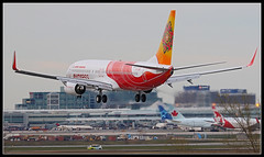 VT-GHB Air India Express Boeing 737-800 (Tom Podolec) Tags:  way this all image may any used rights be without reserved permission prior 2015news46mississaugaontariocanadatorontopearsoninternationalairporttorontopearson
