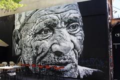 Hendrik Beikirch_1301 rue Oberkampf Paris 11 (meuh1246) Tags: streetart paris mur paris11 rueoberkampf hendrikbeikirch