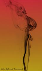 ... un Avatar fumogeno ... (G@Bon@z) Tags: fumo spirografia
