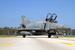 F-4E 01518 CLOFTING IMG_0033 (Chris Lofting) Tags: greek force air phantom mira f4 f4e 338 andravida lgad 01518