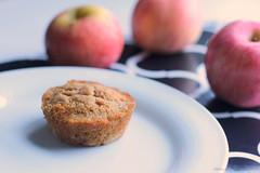 Gluten-free-sugar-free-apple-muffin-side-by-little-luxury-list..JPG (little luxury list) Tags: food dessert recipes muffin sugarfree glutenfree