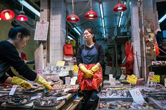 Hong Kong Market (Kevin Dharmawan) Tags: china fruit hongkong asia market chinese streetphotography vegetable kowloon mongkok wetmarket yaumatei shamshuipo