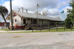 Trenton Depot (Northeast corner) 2 (MJRGoblin) Tags: florida depot trenton 2016 gilchristcounty