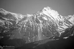 Pizzo Intermesoli (EmozionInUnClick - l'Avventuriero's photos) Tags: blackwhite bn montagna gransasso pizzointermesoli