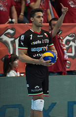 Joao (Plus One +1) Tags: rafael volley trentino joao playoff pallavolo 2016 seriea battuta scudetto molfetta legavolley exprivia palapoli superlega