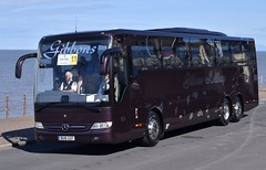 BU16GZF  Gibbons Holidays, Treharris (highlandreiver) Tags: bus mercedes benz coach holidays rally lancashire blackpool coaches tourismo gibbons treharris bu16 gzf bu16gzf