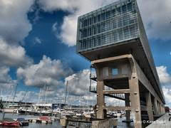 Kraanspoor 24-4-16 (kees.stoof) Tags: haven amsterdam marina noord amsterdamnoord kraanspoor amsterdammarina