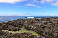 Lava Beach, El Remo (Vladi Stoimenov) Tags: blue light vacation sky color nature water beautiful wonderful lava nice spain nikon waves colours canary lapalma canaryislands vladi colourfull d610 nikonlens nikkor1424 vladistoimenov