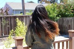 Hair (veronicamah16) Tags: hair ombre hairflip