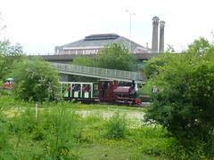 P1050752 (Hampton & Kempton Waterworks Railway.) Tags: loop devon galaday 2015 darent