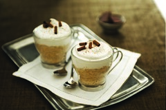 Cappuccino Rice Pudding Cups (usaricefederation) Tags: food recipe dessert rice foodies recipes