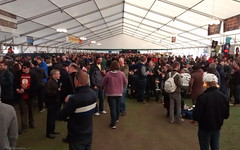 Reading Beer and Cider Festival 2016 (Phil Heneghan) Tags: reading camra berkshire uk spring april 2016 marquee motorolamotog20160429 readingbeerandciderfestival christchurchmeadows beerfestival motorolamotogxt1039 caversham img20160429173014 bigtent