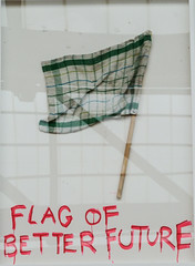 Flag of better Future, 2016 (CORMA) Tags: brussels art europe belgique bruxelles exhibition exposition artcontemporain 2016 tourtaxis kristofkintera