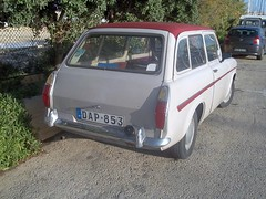 Ford Anglia Estate #3 (occama) Tags: old original classic ford car vintage beige estate malta british 1960s anglia 105e 2015