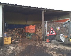 "Next years firewood is building up, we still have seasoned logs in stock ready to burn this year #wardenstreecare <a style=""margin-left:10px; font-size:0.8em;"" href=""http://www.flickr.com/photos/137723818@N08/23689650174/"" target=""_blank"">@flickr</a>"