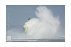 lighthouse under wave (Emmanuel DEPARIS) Tags: sea mer storm de nikon boulogne sur cote pas phare emmanuel calais manche semaphore tempete dopale deparis d810