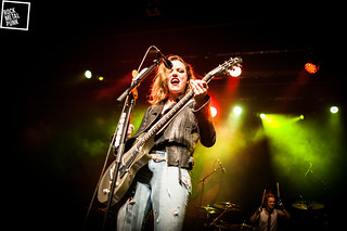 March 17, 2015 // Halestorm at Trix // Shot by Lisse Wets