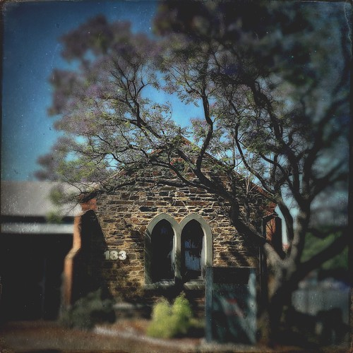 Everyday Adelaide No. 179 (Spring/Summer) St Augusta's Church, Unley