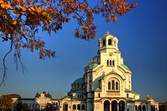 Happy Orthodox Christmas (hapulcu) Tags: autumn cathedral sofia bulgaria bulgarie bulgarien bulgaristan