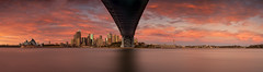 And The Sun Will Shine... (EmeraldImaging) Tags: seascape clouds sunrise sydney coathanger operahouse sydneyharbour sydneyoperahouse sydneyharbourbridge sydneycity sydneynswaustralia thecoathanger