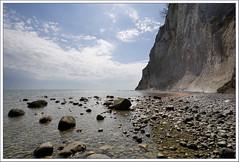 Mn's coast (hjhoeber2) Tags: sea zeiss denmark coast chalk kreidefelsen mn krijtrotsen touit2812 touit2832