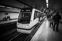 DSC06591 (javier_plazamar) Tags: madrid street subway suburban streetphotography metrodemadrid a850 minoltaaf24mmf28 sonyalpha850