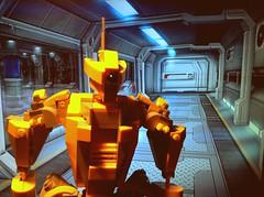 """Sneak Peek """"Peregrine"""" (Wafna-204) Tags: brick robot lego custom mecha mech peregrine moc afol legophotography wafna204"""