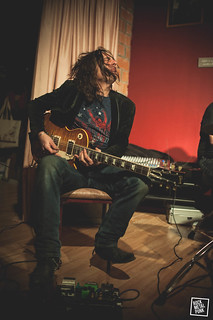 November 9th, 2014 // 70's Tush at a Secret House Show in Belgium // Shot by Lisse Wets