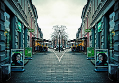 Hovedgaden i Skanderborg 2 2016 (Appaz Photography☯) Tags: denmark jylland skanderborg sculpture town city by appazphotography