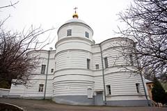 Крестовоздвиженская церковь (на Подоле)